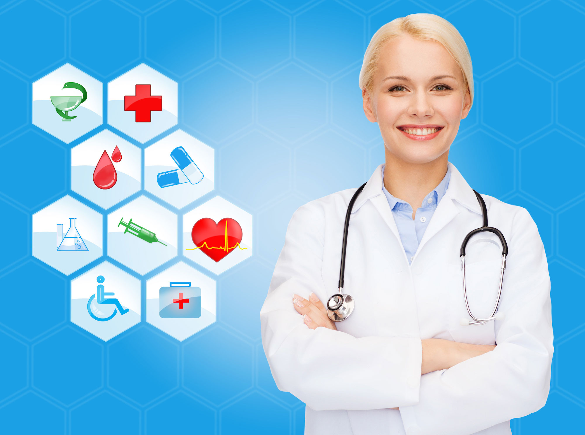 A nurse can provide vaccines upon request