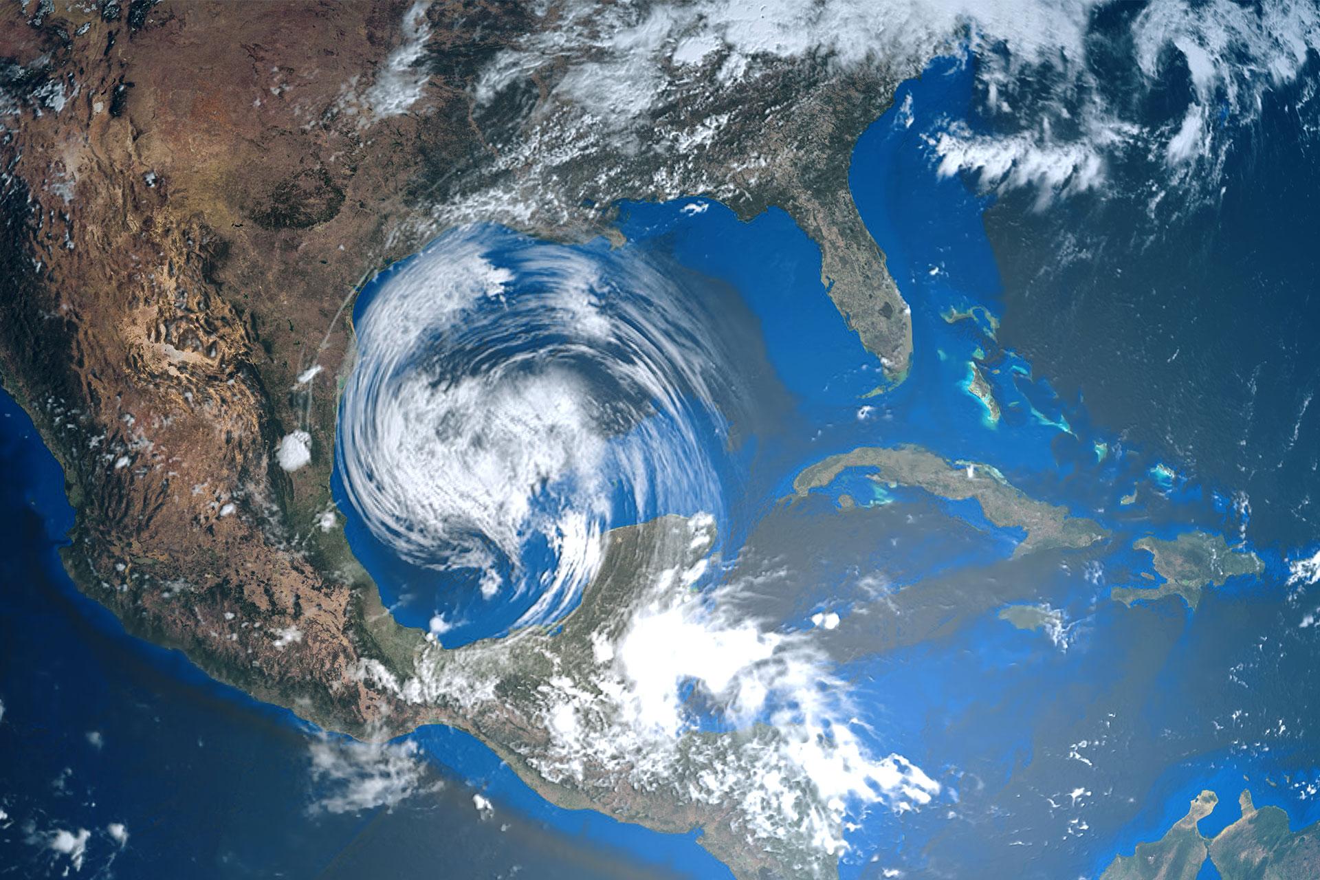 hurricane gulf of mexico