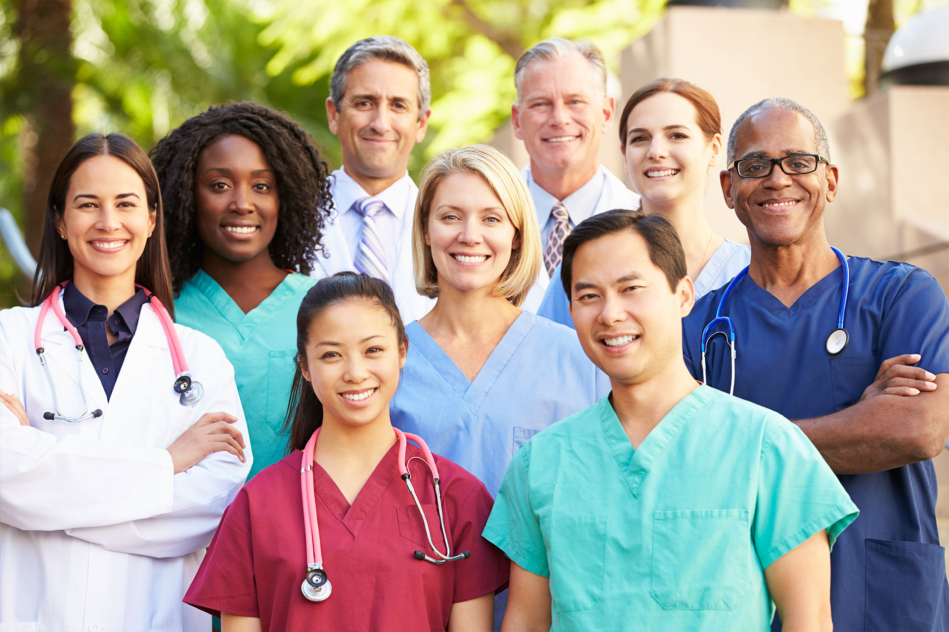 Nurses and Doctors, healthcare